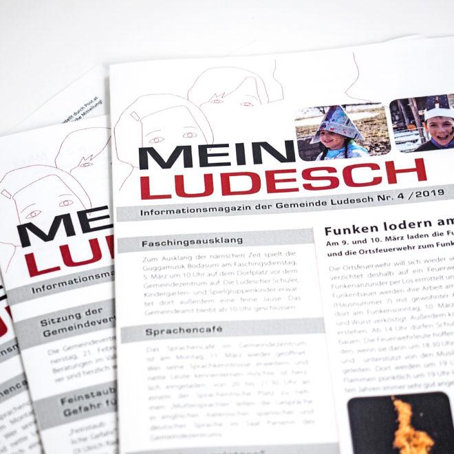 Mein Ludesch: Gemeindeblatt