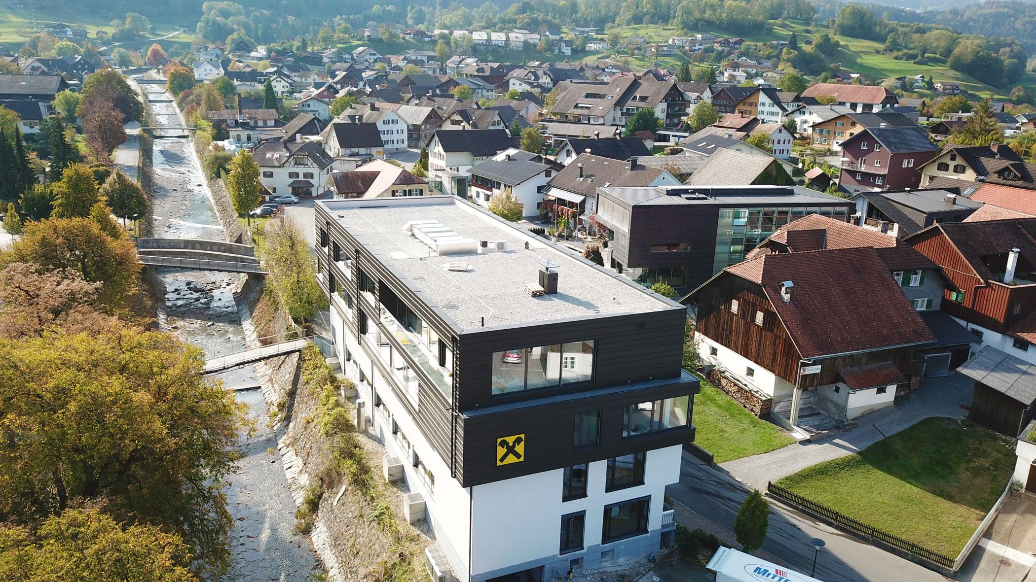 Reifeisenbank im Walgau